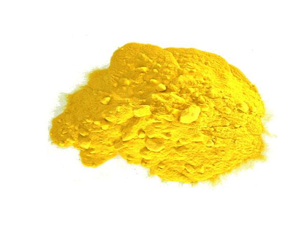 Poliacrilamida aniónica de uso común en la industria